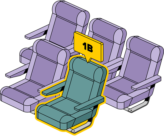 Seatings Chart