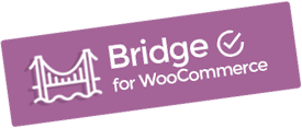 Compatible with the Bridge for WooCommerce