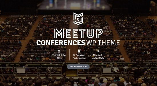 meetup-wordpress-theme
